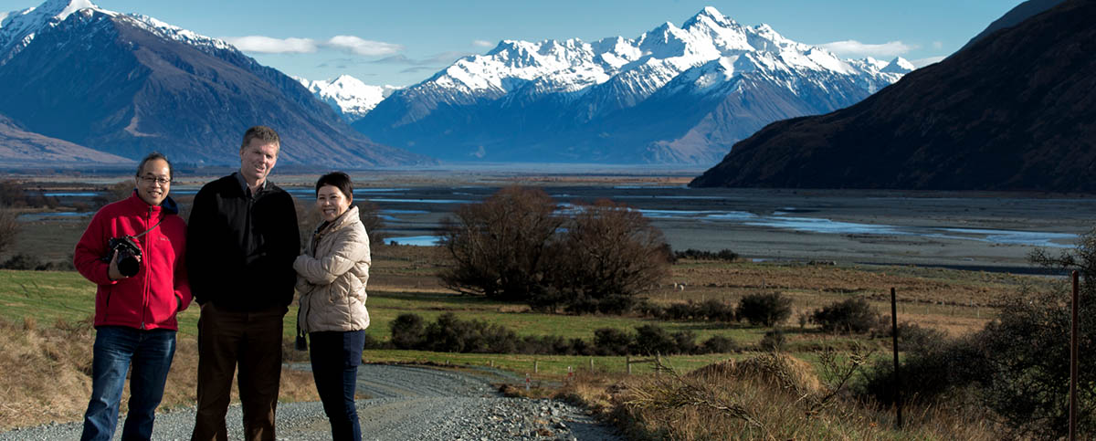 driver guide southisland nz